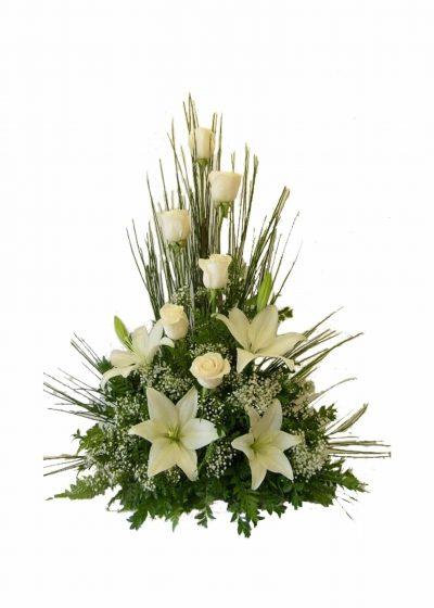 Centro Basico Flor Variada Tanatorio Urgente