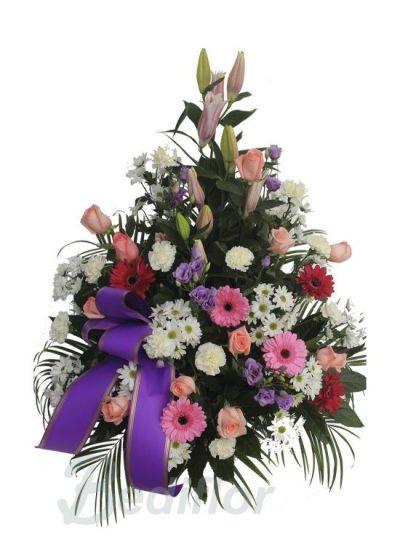 Centro Variado Tantorio Urgente Flor