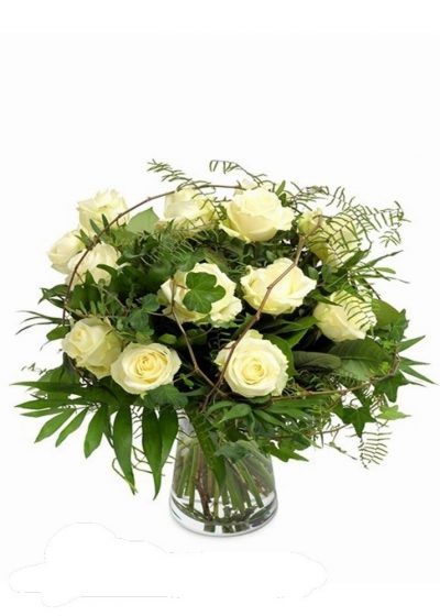 Enviar Ramo Rosas Blancas