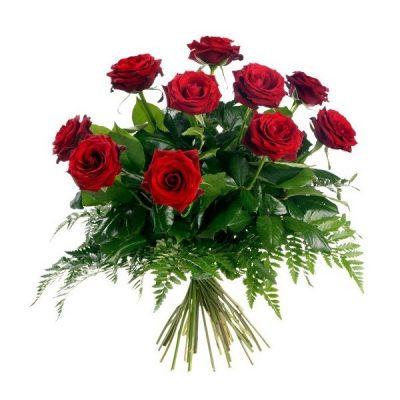 Ramo Rosas Rojas Amor Domicilio