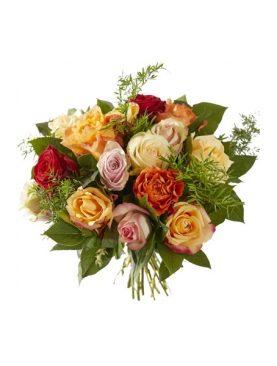 Ramo de Rosas Colorido