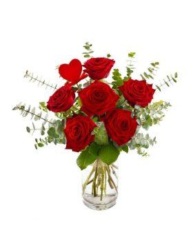 Ramo 6 Rosas
