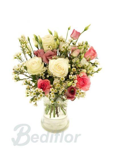 Ramo Rosas Flores Variadas Regalo Domicilio