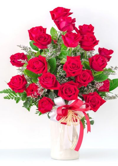 Enviar Ramo de 20 Rosas Rojas