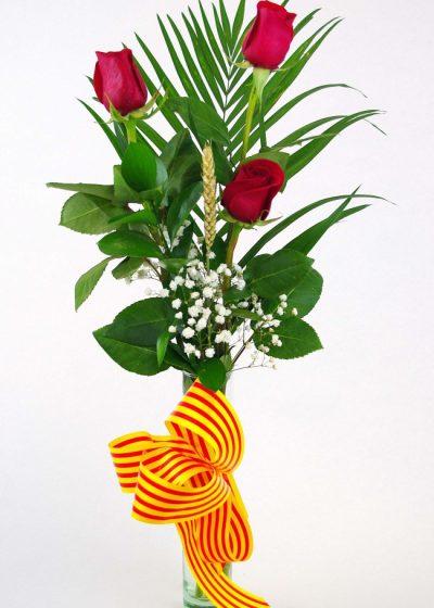 Sant Jordi rosas