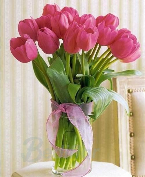 Ramo tulipanes variados